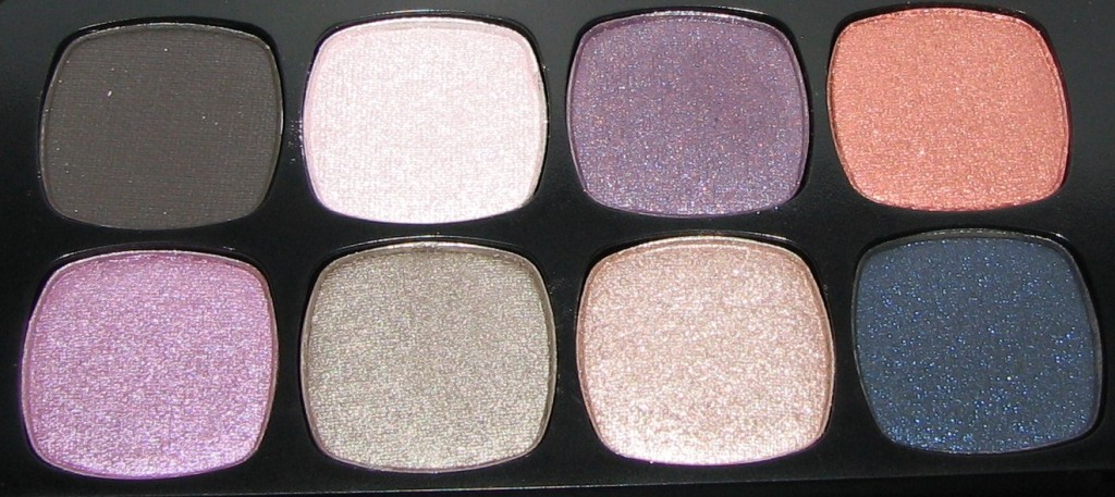 Bare Escentuals THE COCKTAIL HOUR bareMinerals READY Eyeshadow 8.0 Swatches, Review, and EOTD