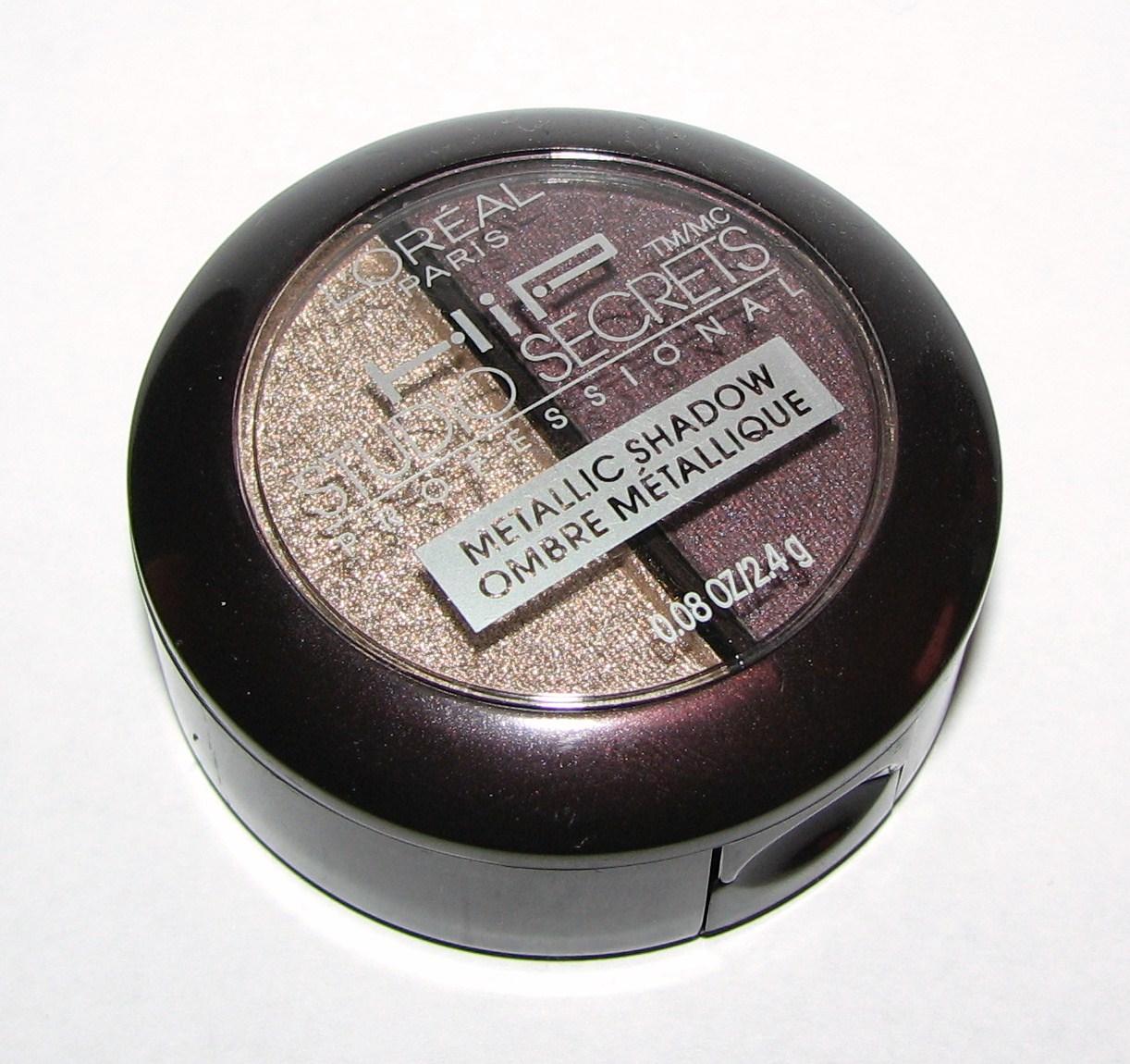 L'Oreal ELECTRIFIED HiP Studio Secrets Professional Metallic Eye ...
