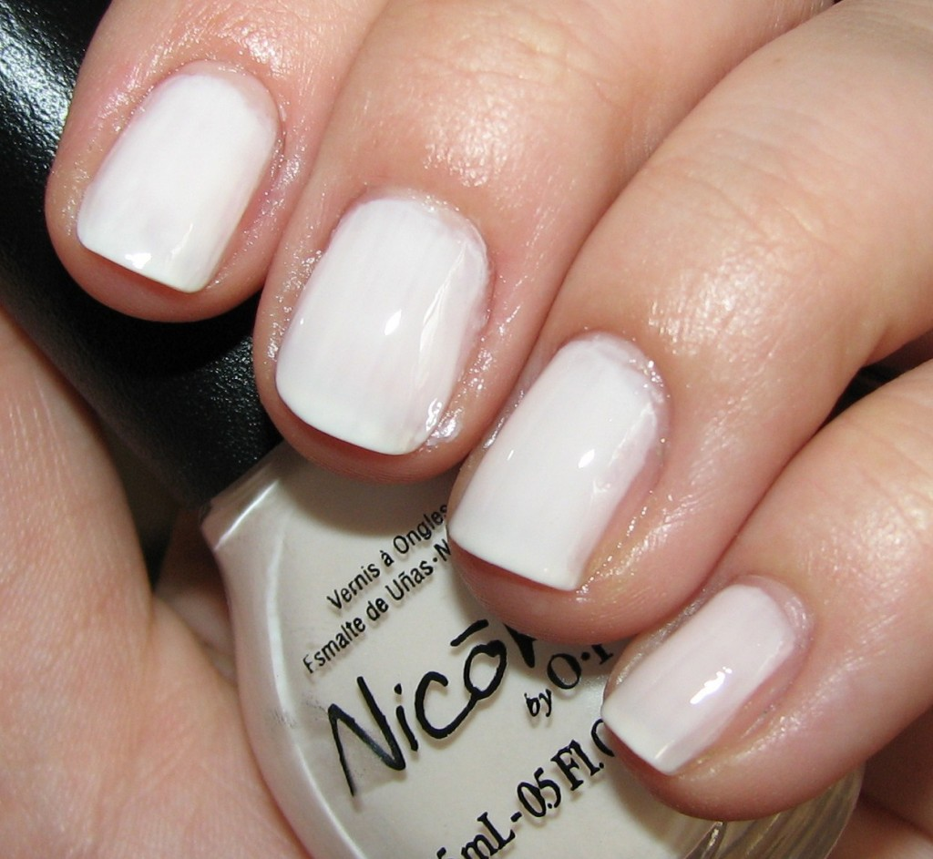 Nicole by OPI Wel-Kim to My World Spring 2012 Nail Polishes