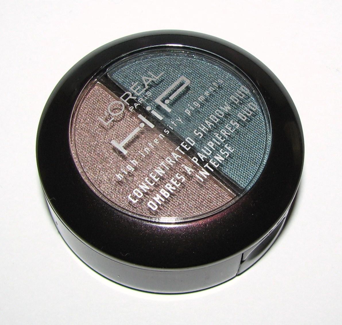 L'Oreal SASSY HiP Studio Secrets Professional Metallic Eye Shadow ...