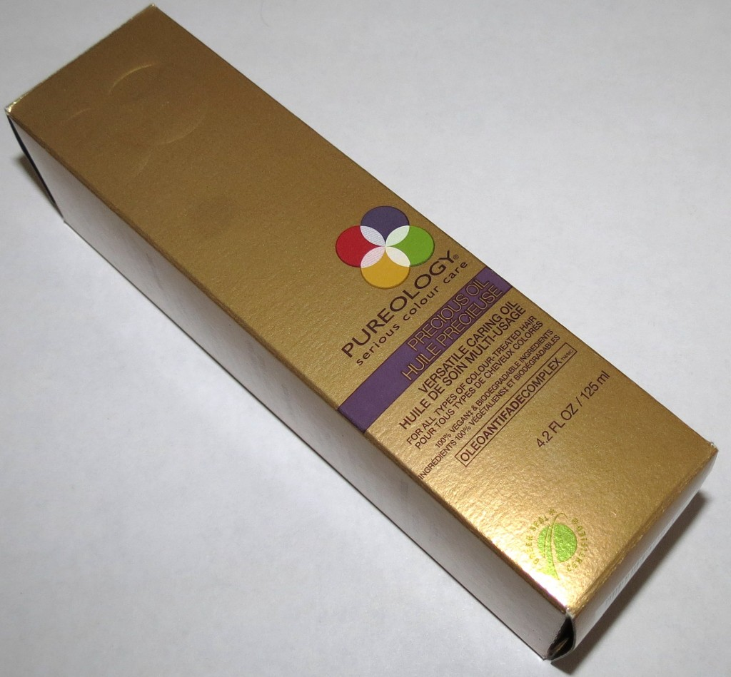 Pureology Precious Oil Photos & Review