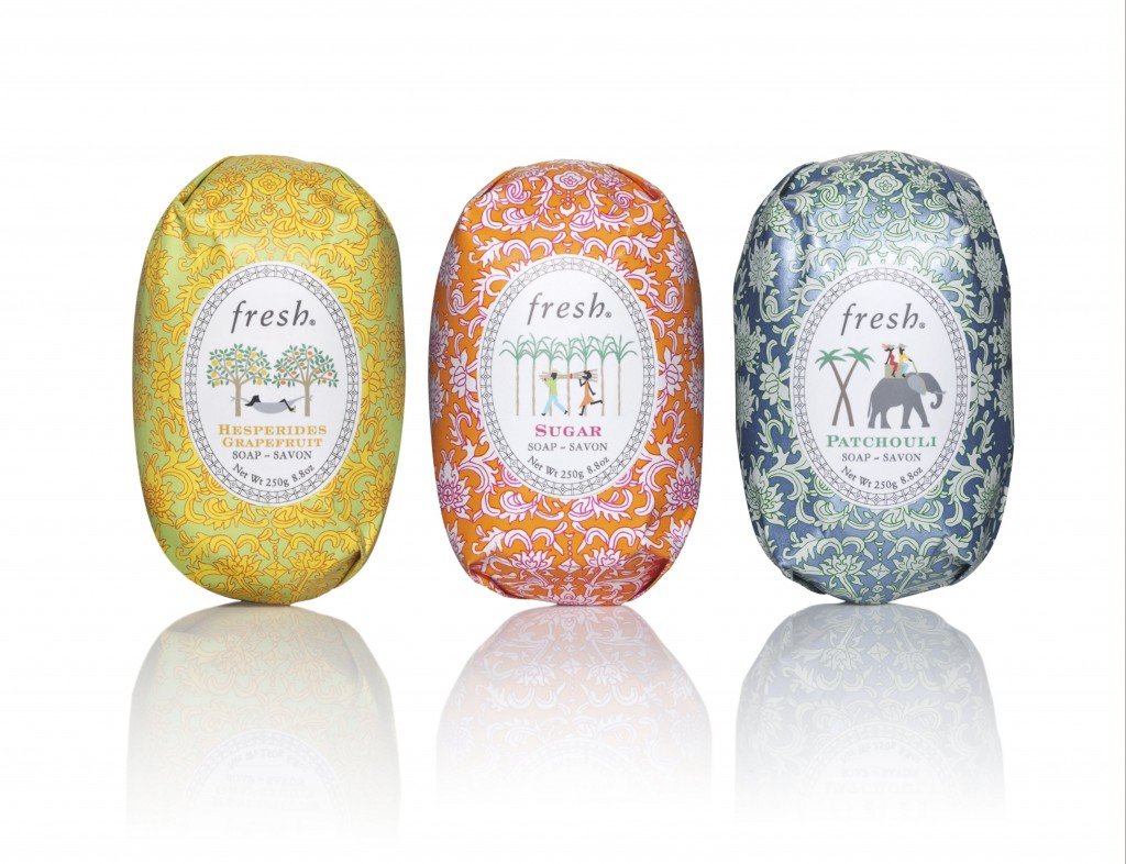 Fresh Turns 21!  Limited Edition Soaps to Launch on Fashion's Night Out!
