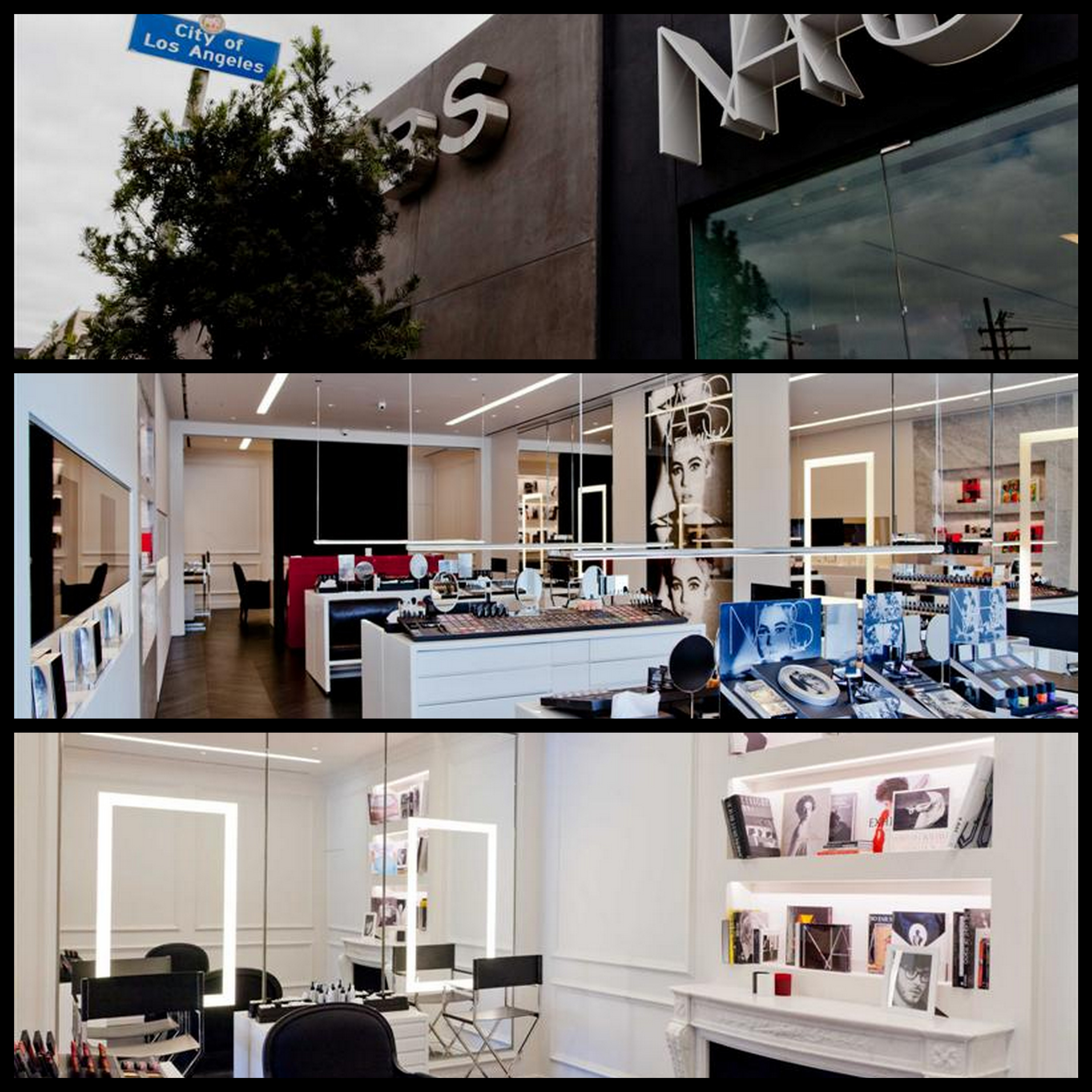 NARS inaugura Boutique en Los Angeles - Miss and Chic Blog