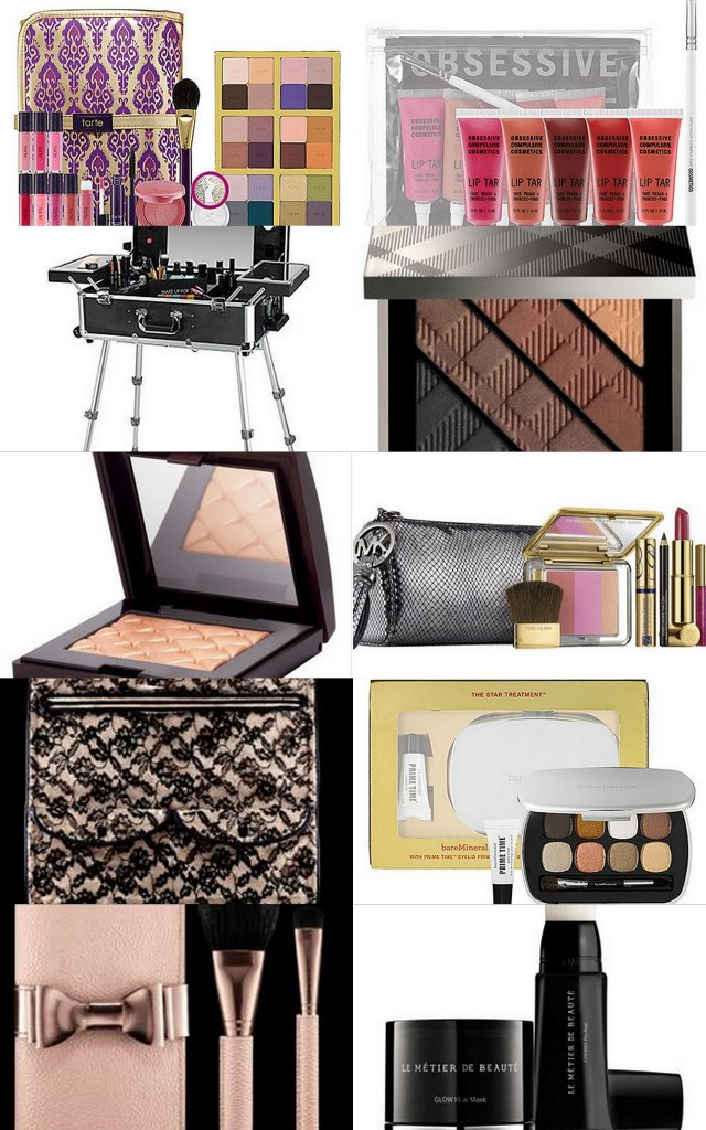 Makeup Wars ~ My Holiday Beauty Wish List