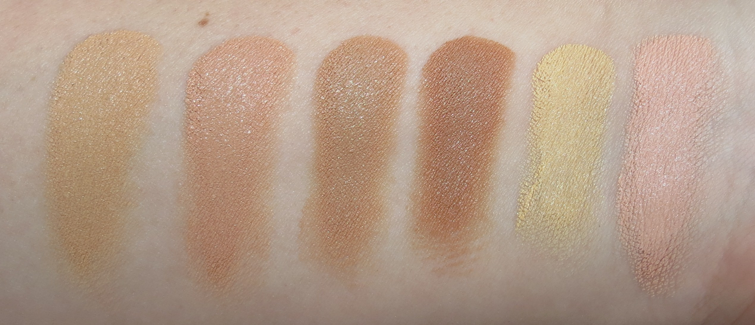 Mac Medium Pro Conceal And Correct Palette Swatches Amp Review Blushing