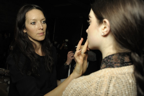 NARS AW13 Helmut Lang artist in action 2 - lo res