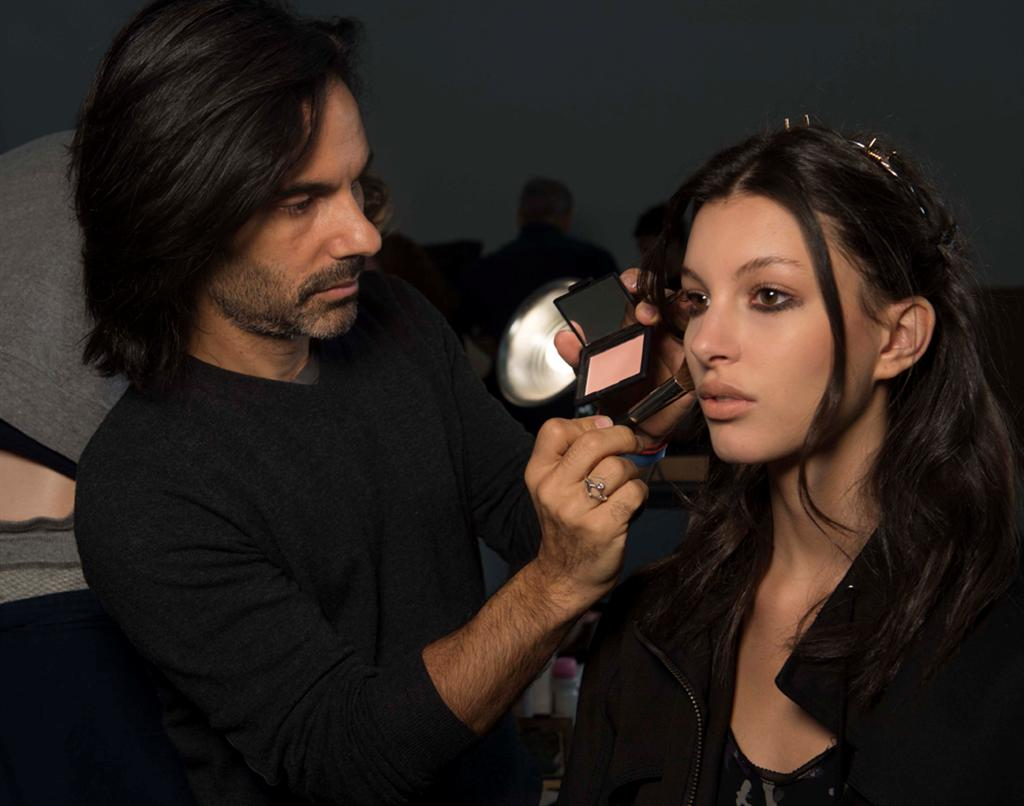 NARS AW13 Rodarte artist in action 3 - lo res