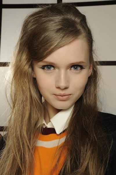 NARS AW13 Tanya Taylor beauty look - lo res