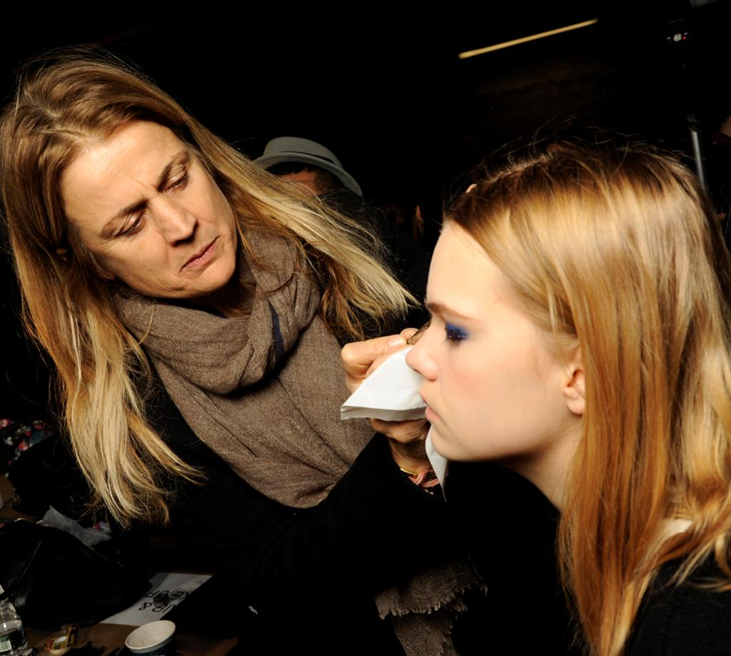 NARS AW13 Thakoon artist in action - lo res