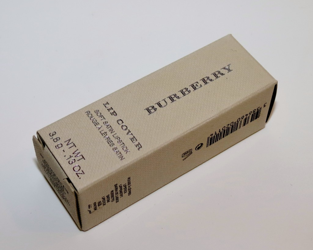 Burberry CAMEO Lip Cover Soft Satin Lipstick Swatches & Review