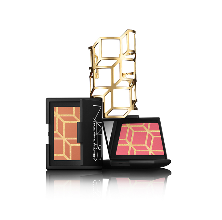 NARS Pierre Hardy cuff blush image - lo res