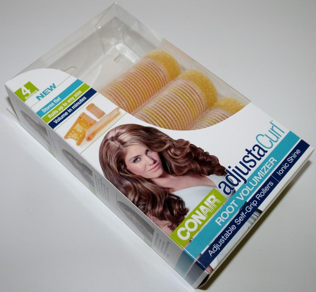 Conair AdjustaCurl Self Grip Rollers Photos, Review & Giveaway!