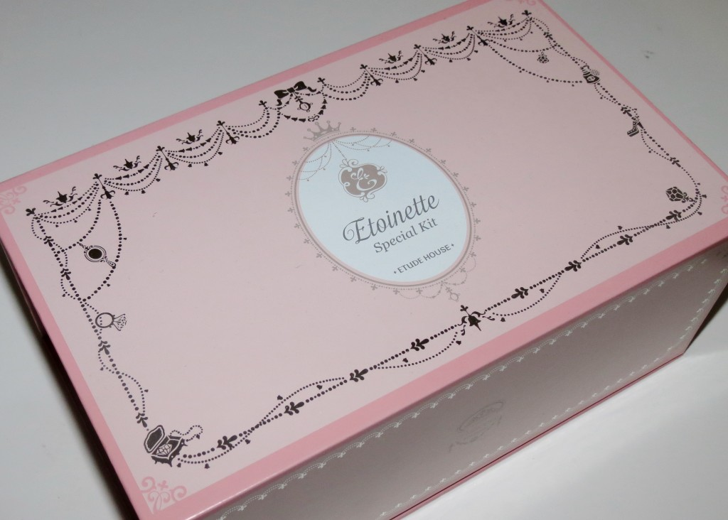 Etude House Etoinette Special Kit Swatches & Review