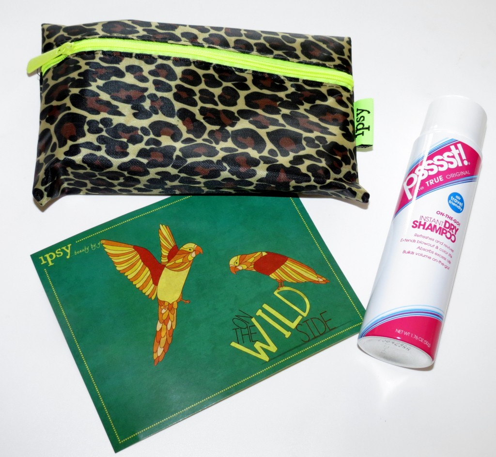 June 2013 ipsy Glam Bag Review & Swatches