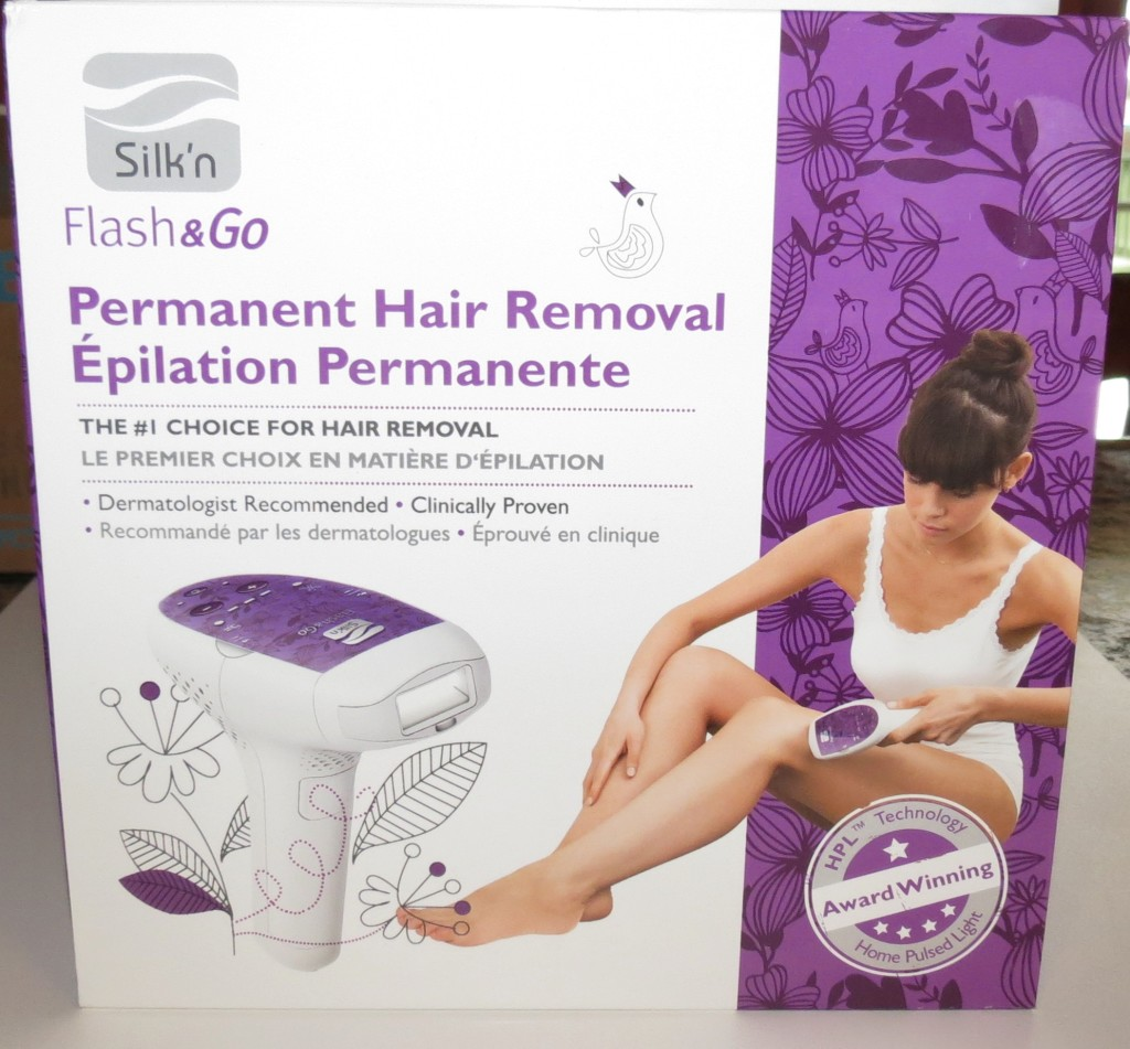 Silk'n Flash&Go™ Freedom™ Hair Removal System Review