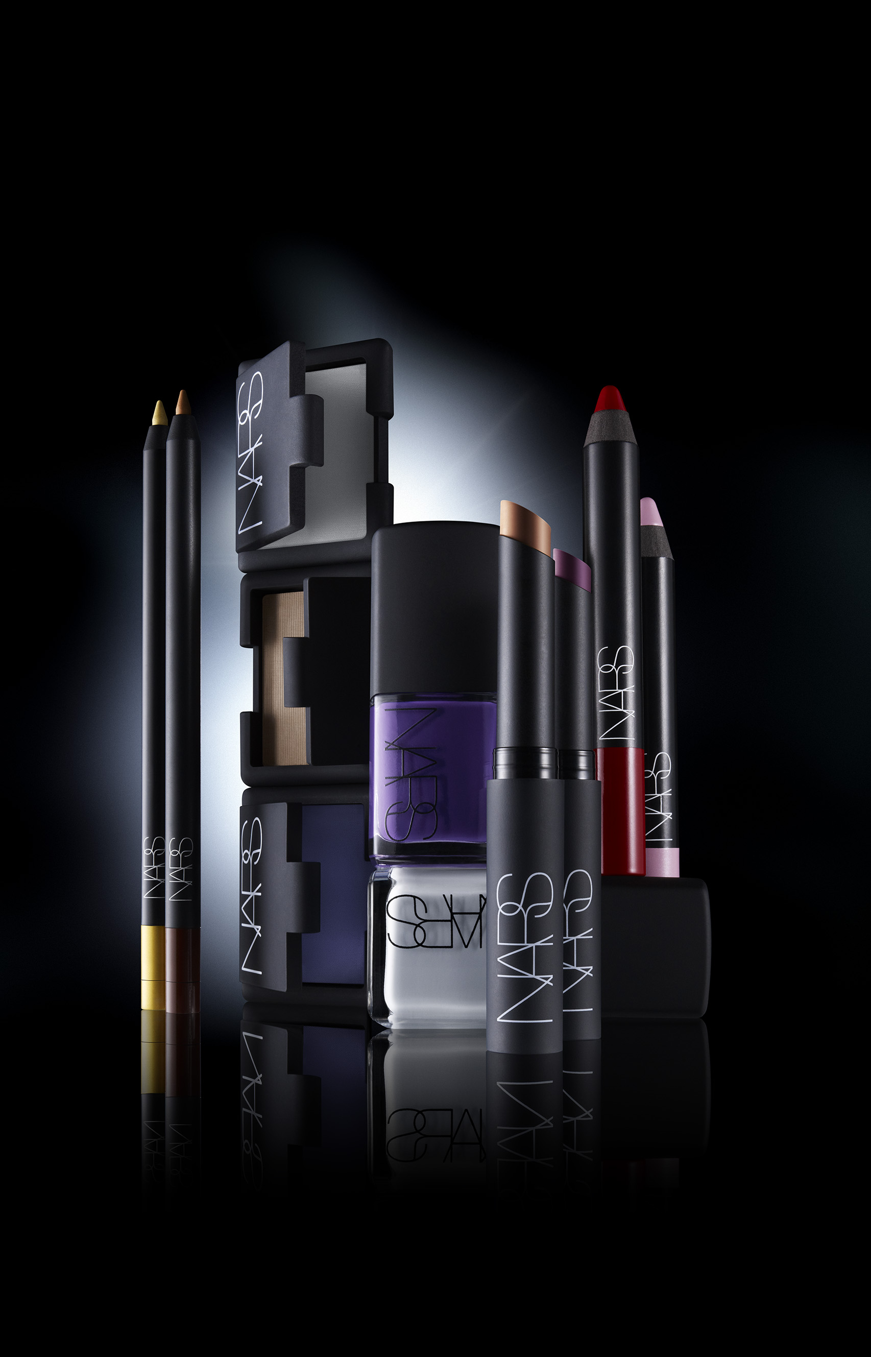 NARS Fall 2013 Color Collection group shot - hi res