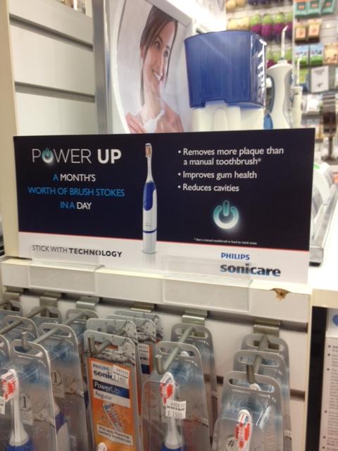Philips Sonicare PowerUp Toothbrush #cbias #shop #powerupursmile