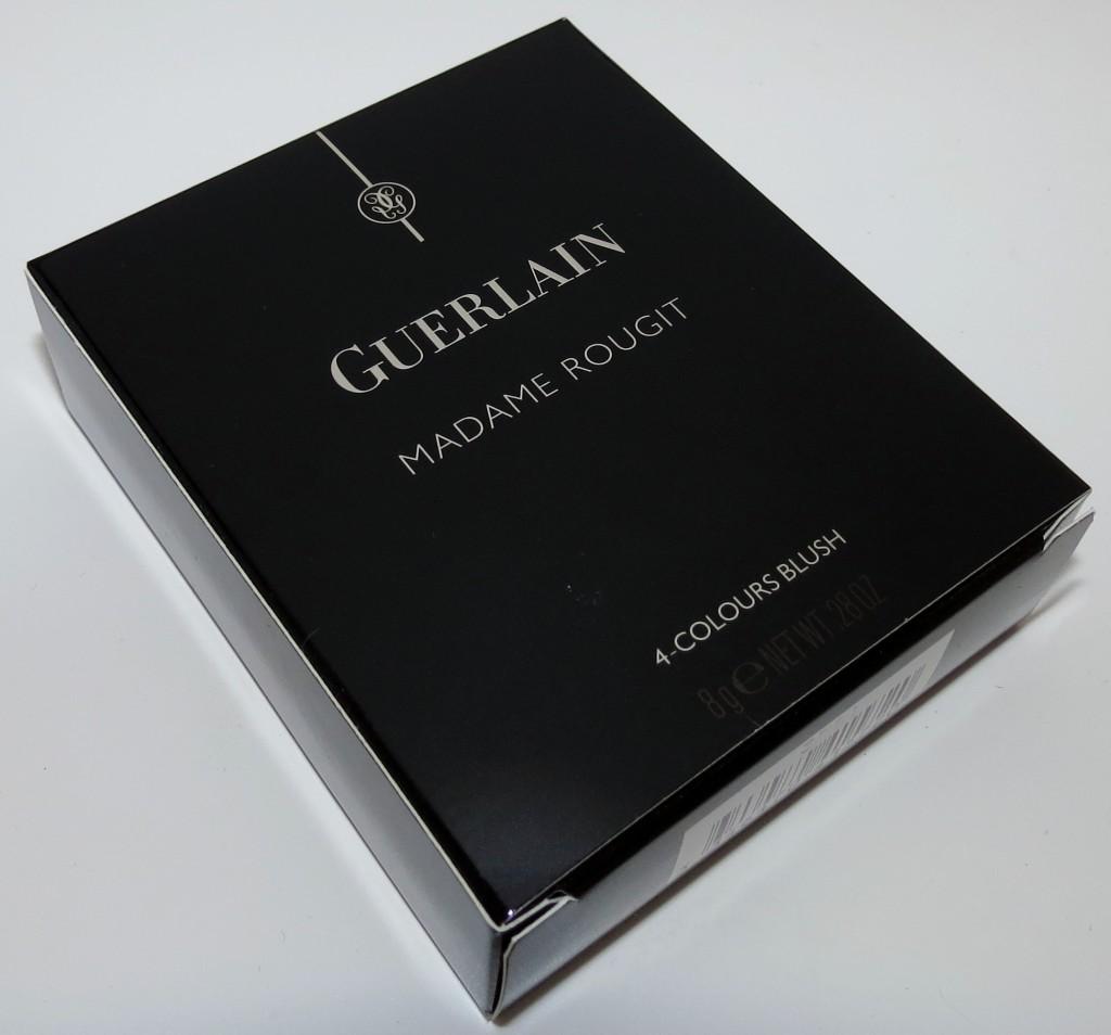 Guerlain Madame Rougit 4-Colours Blush Swatches & Review – Voilette de Madame
