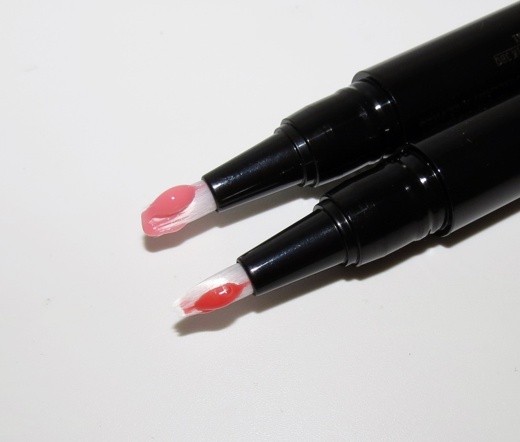 MAC Bubble Gum, Heart and Seoul Sheen Supreme Lipglass Tint Swatches & Review - So Supreme 2013