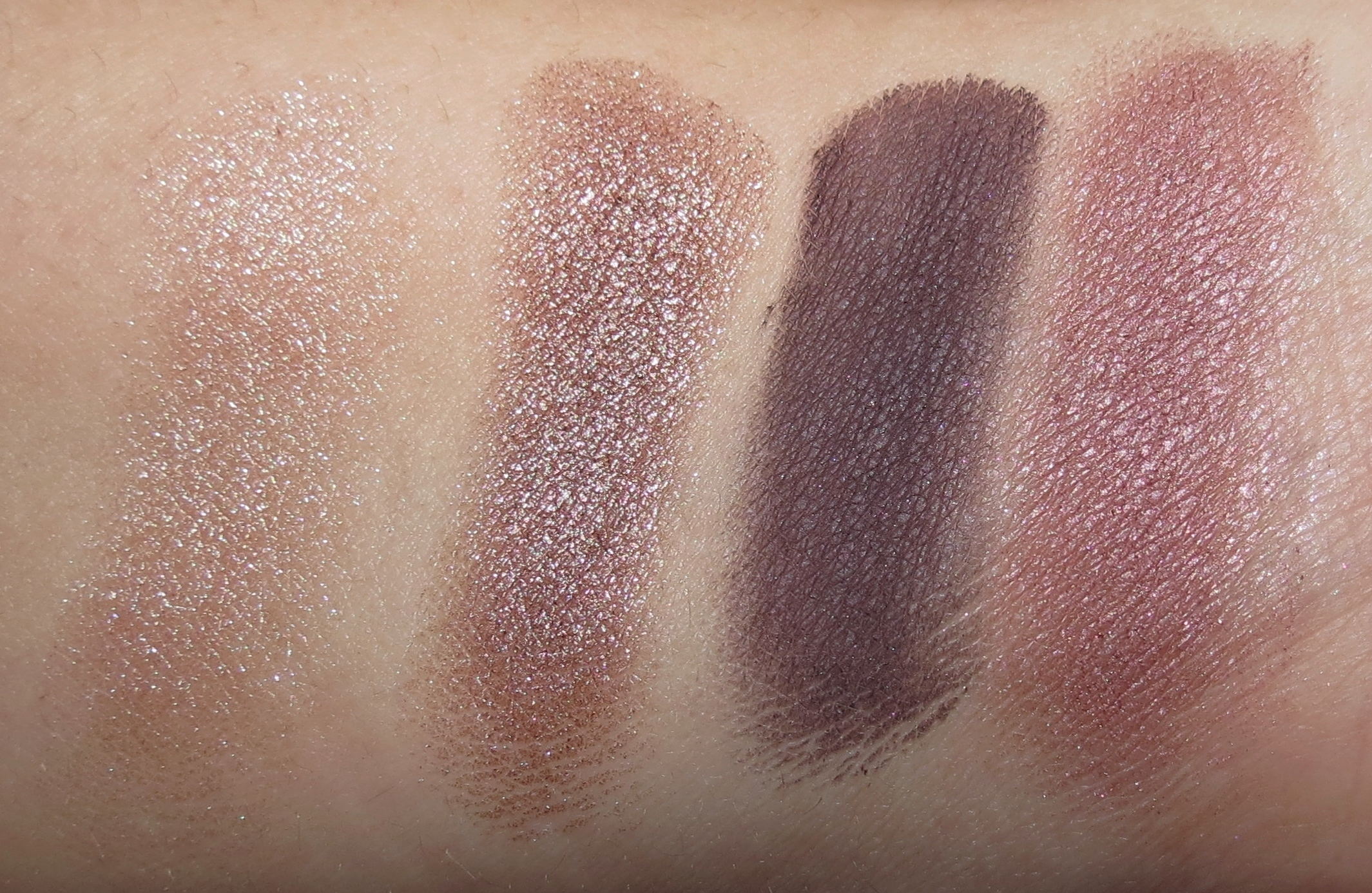 Tom Ford Orchid Haze Rose Arm Swatch 2