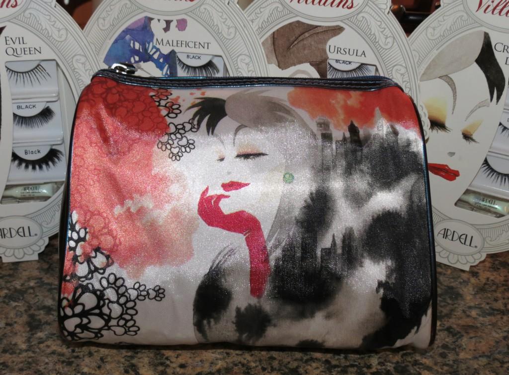 SOHO Beauty Disney© Villains Collection - Cruella de Vil Makeup Bag