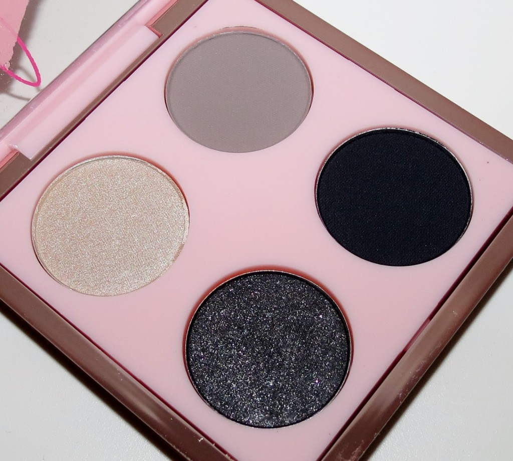 MAC Smoked Cocoa Eye Shadow x 4