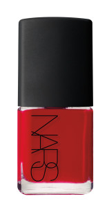 NARS Guy Bourdin Tomorrows Red Nail Polish - jpeg