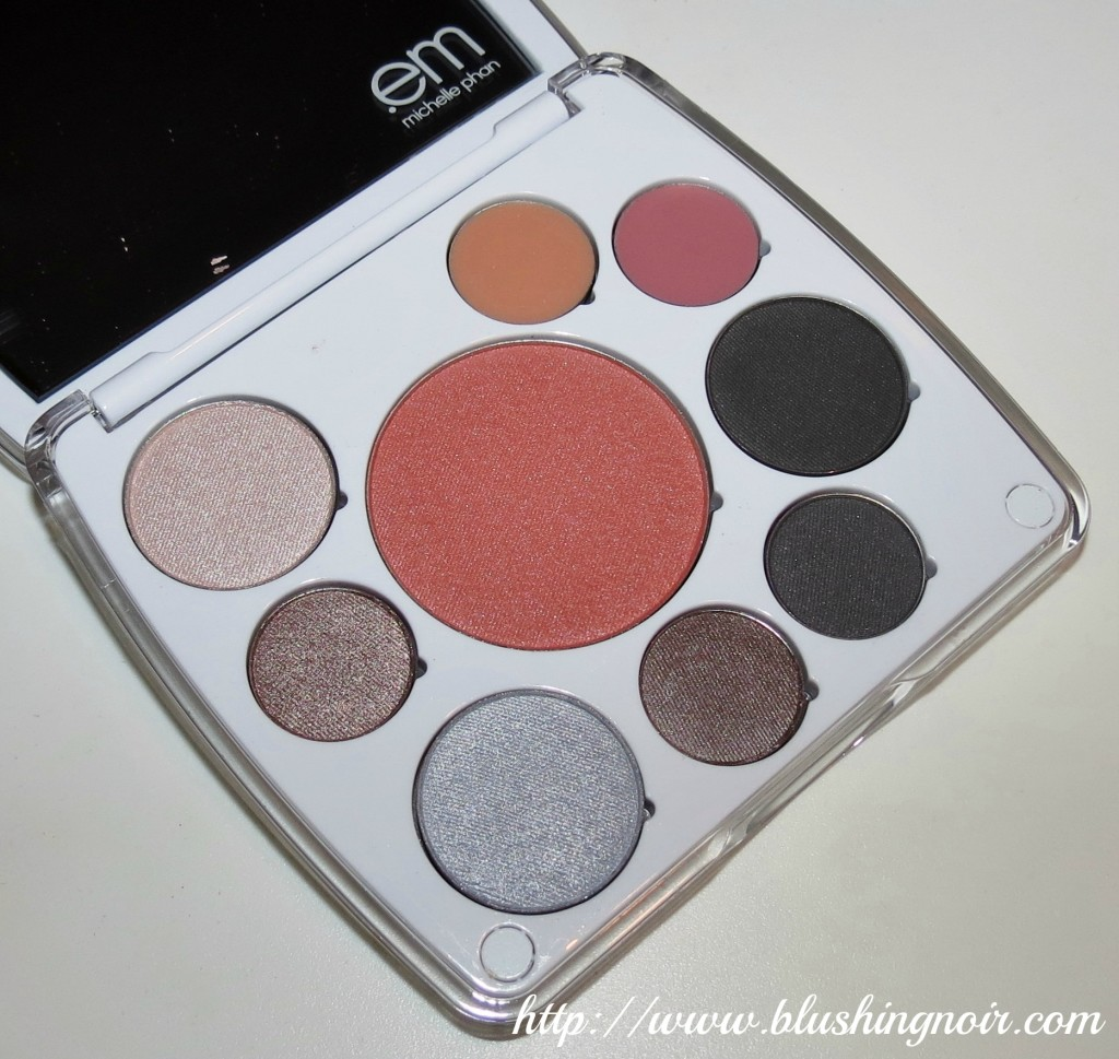 EM Michelle Phan Winter Life Palette Ice Bunny Edition