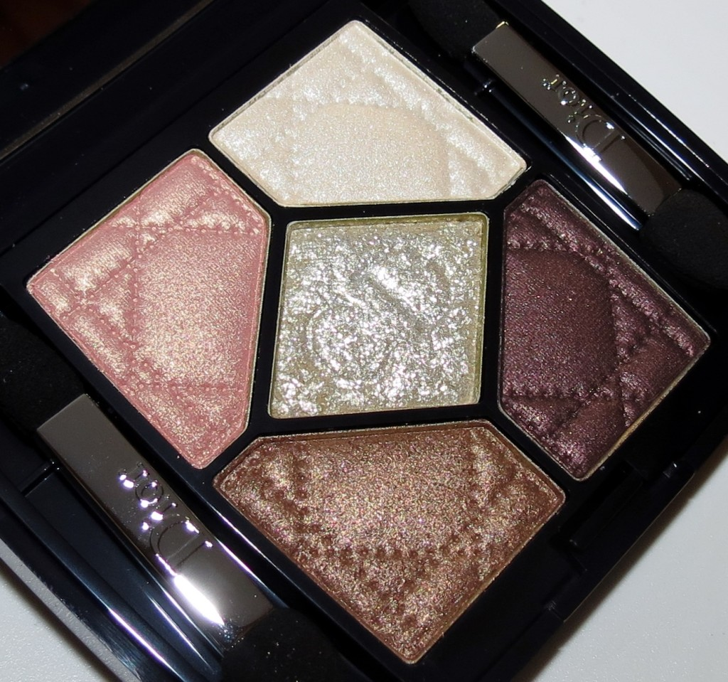 Dior 634 GOLDEN FLOWER 5-Couleurs Eyeshadow Palette