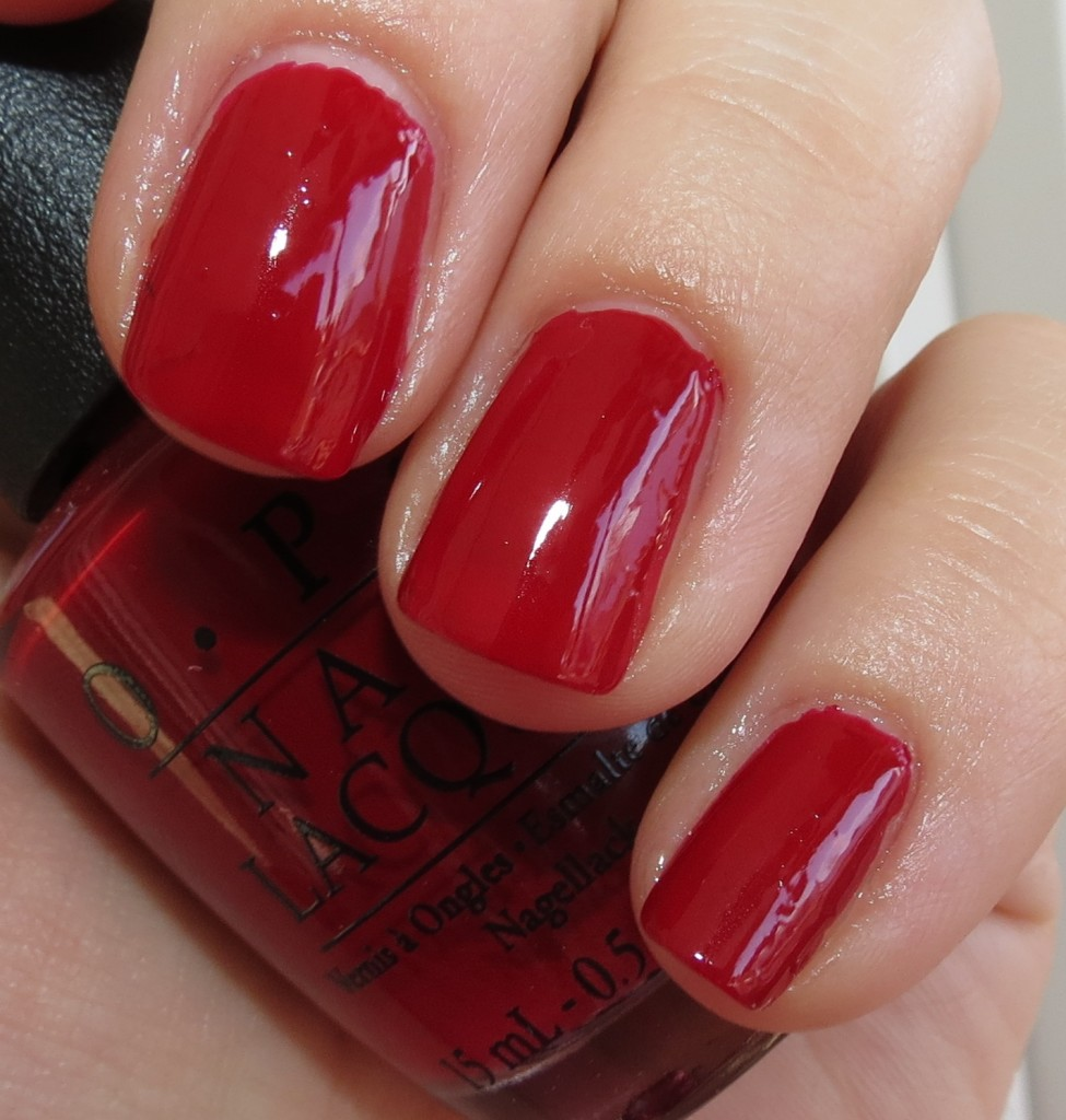 OPI All I Want for Christmas (is OPI) Nail Polish