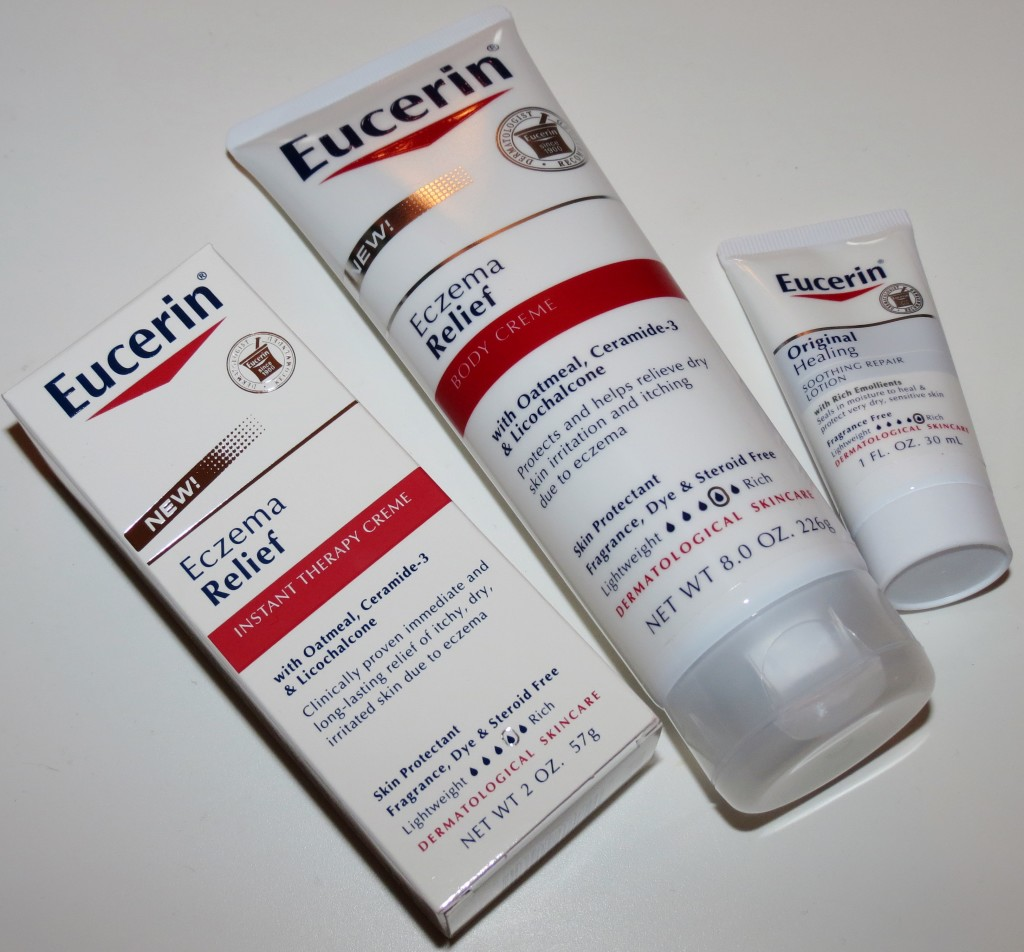 Eucerin Eczema Relief Photos & Review