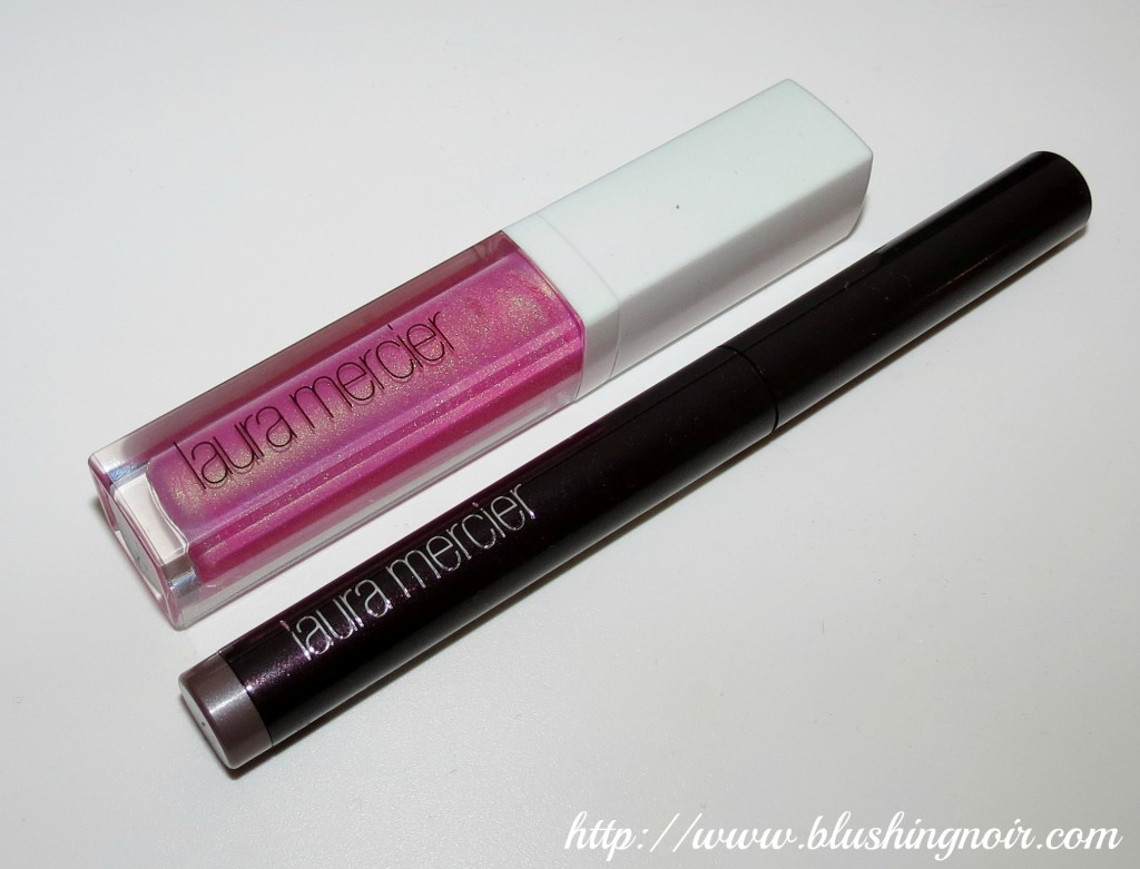 Laura Mercier Pink Prism Lip Glace Twilight Caviar Stick Eye Colour