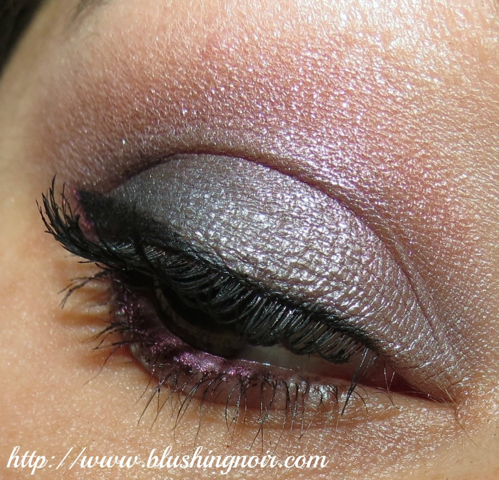Marc Jacobs The Vamp EOTD