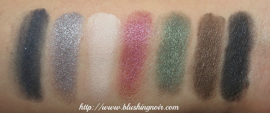 Marc Jacobs The Vamp Swatches