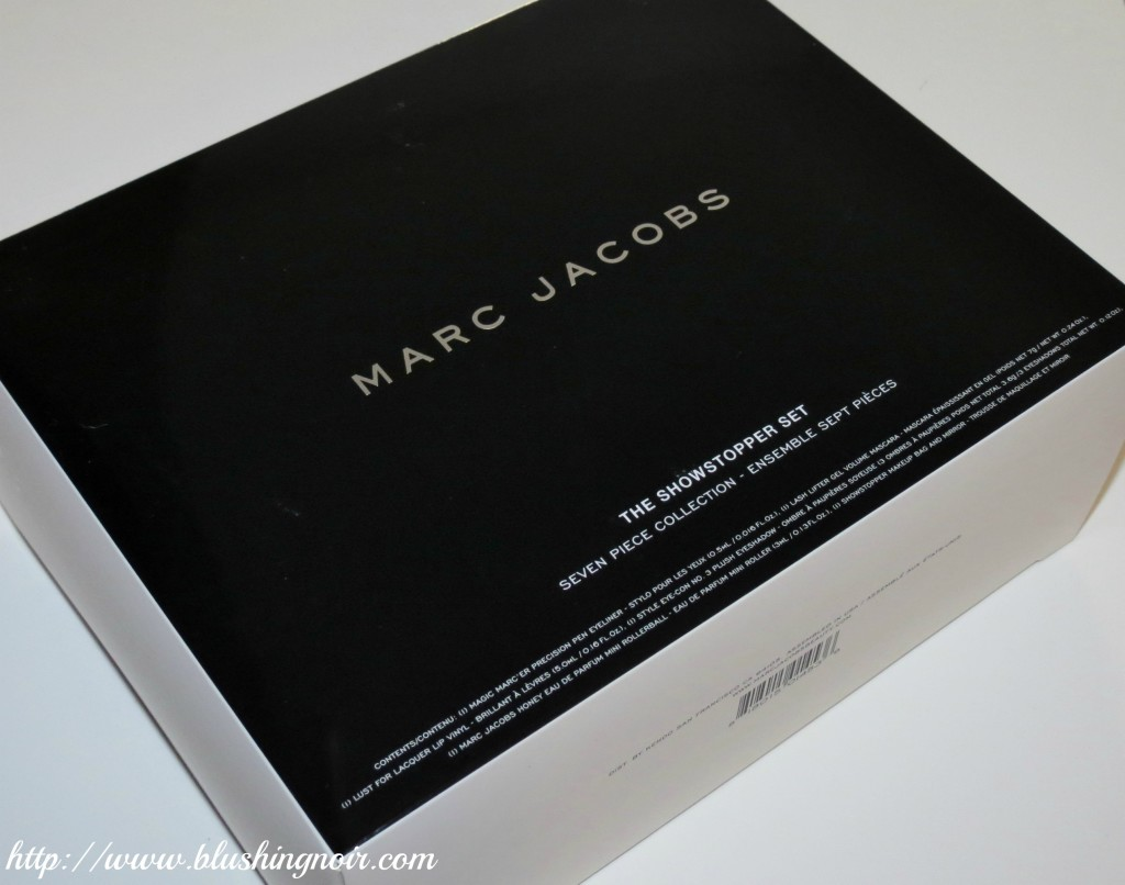 Marc jacobs showstopper box