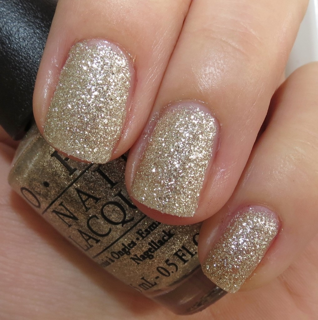 OPI My Favorite Ornament Nail Polish