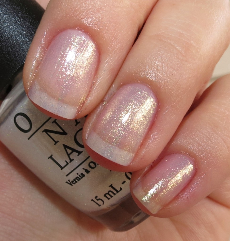 OPI Ski Slope Sweetie Nail Polish