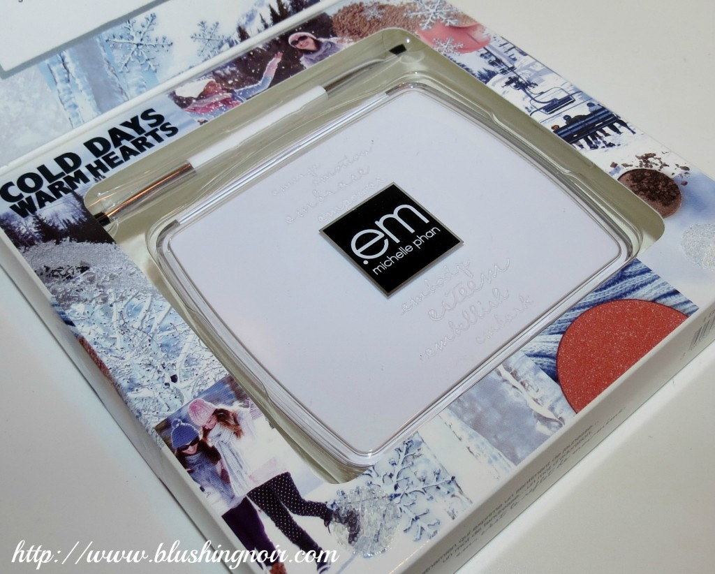 em winter life palette ice bunny box