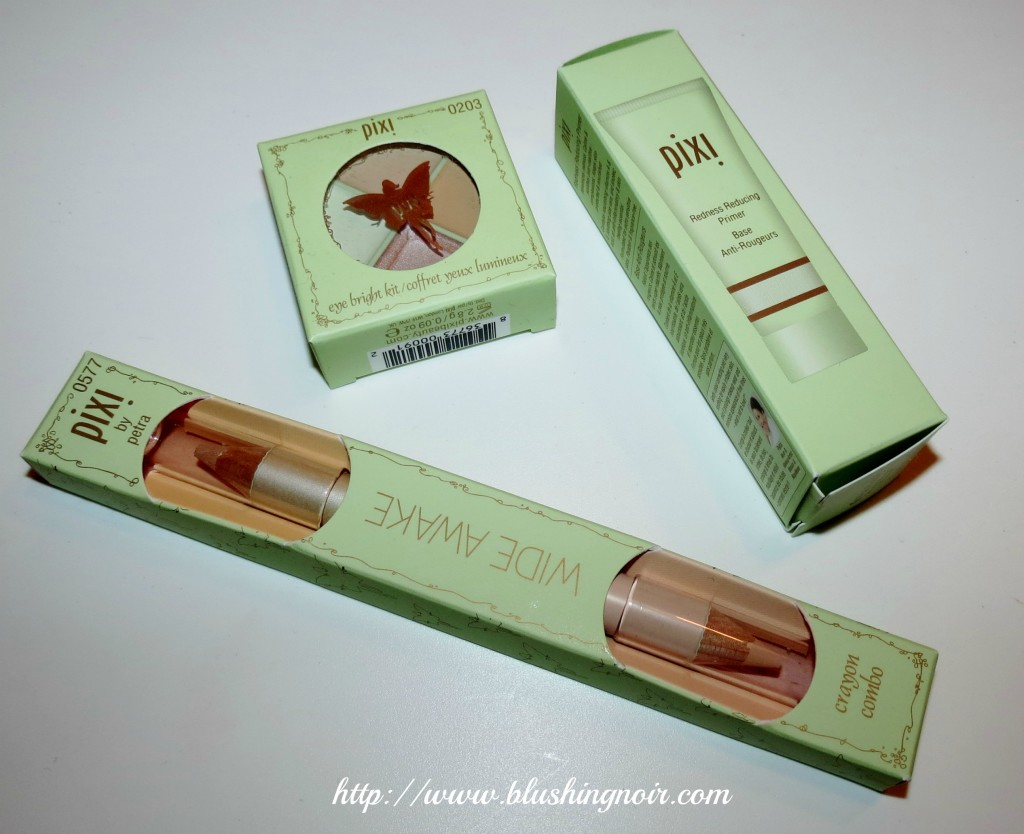 pixi Beauty flawless skin packaging