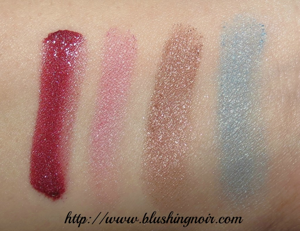 Beauty Box 5 December 2013 Swatches