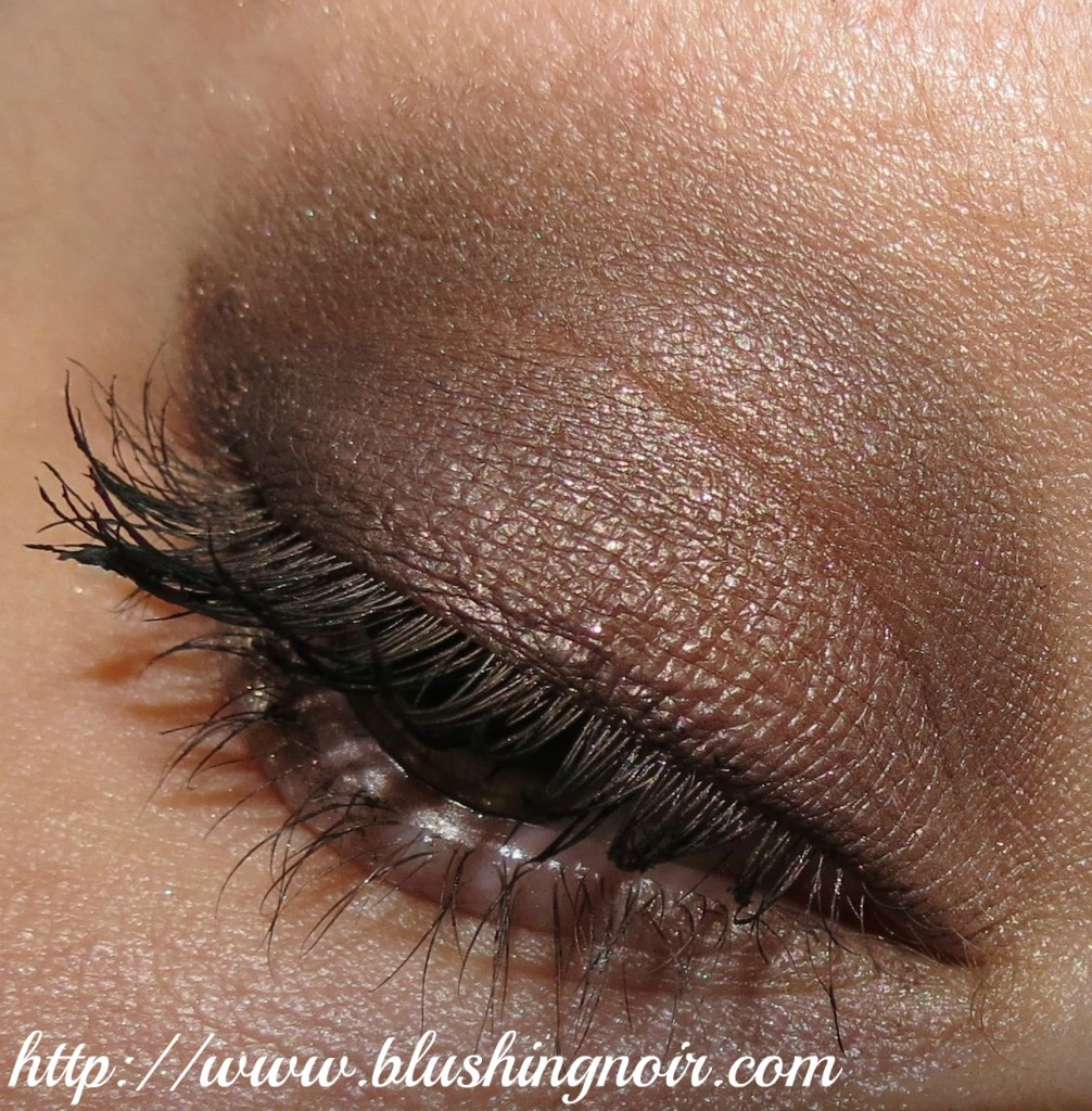 Chanel Charming Palette EOTD 3