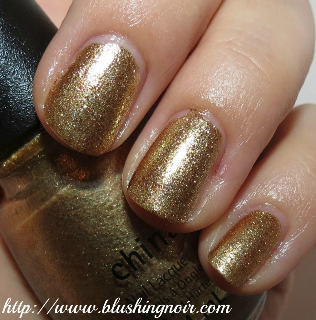 China Glaze Mingle With Kringle Nail Polish