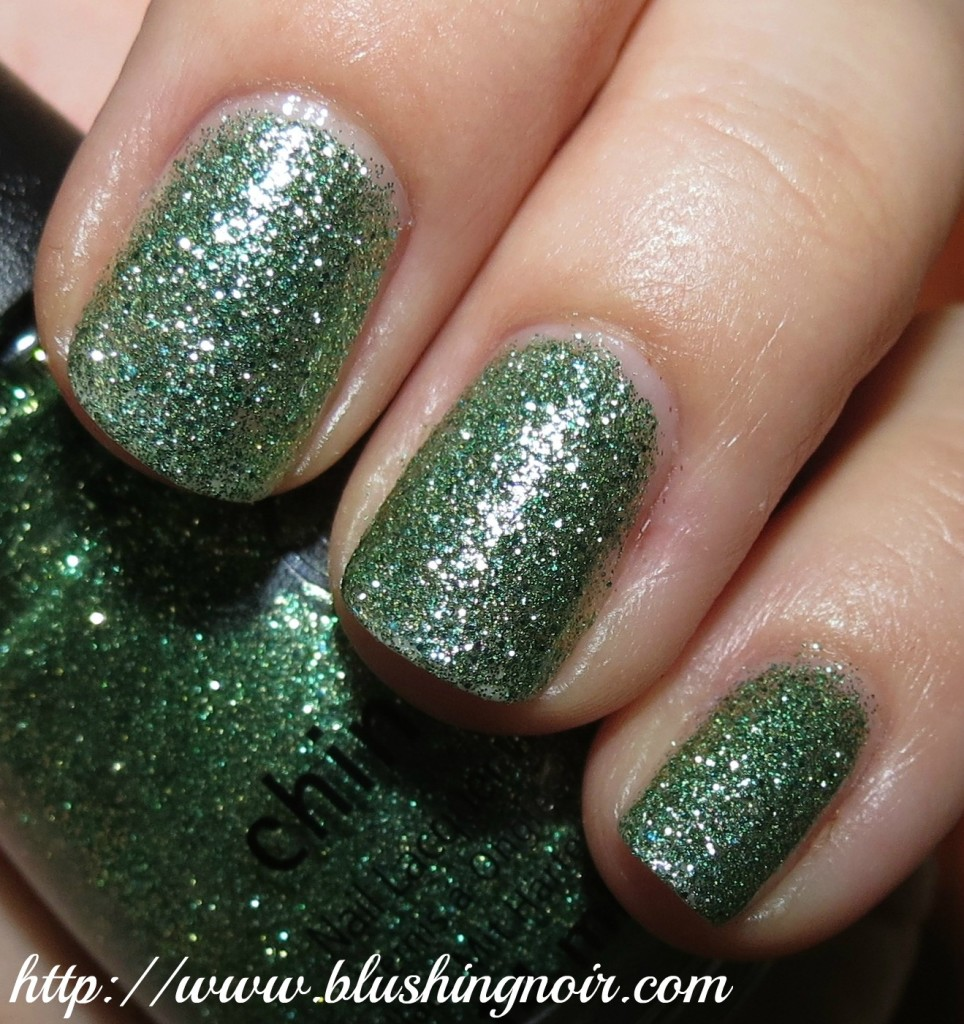 China Glaze This is Tree-Mendous Nail Polish