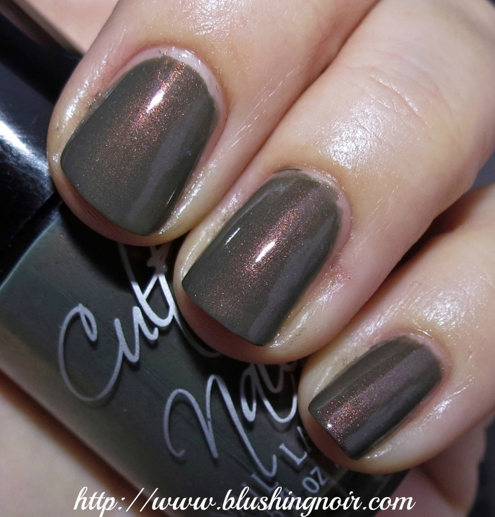 Cult Nails Midnight Mist swatches