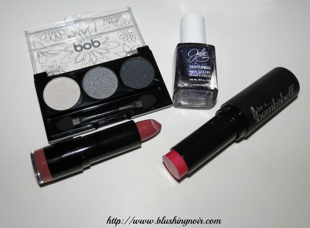 December 2013 ipsy Glam Bag contents