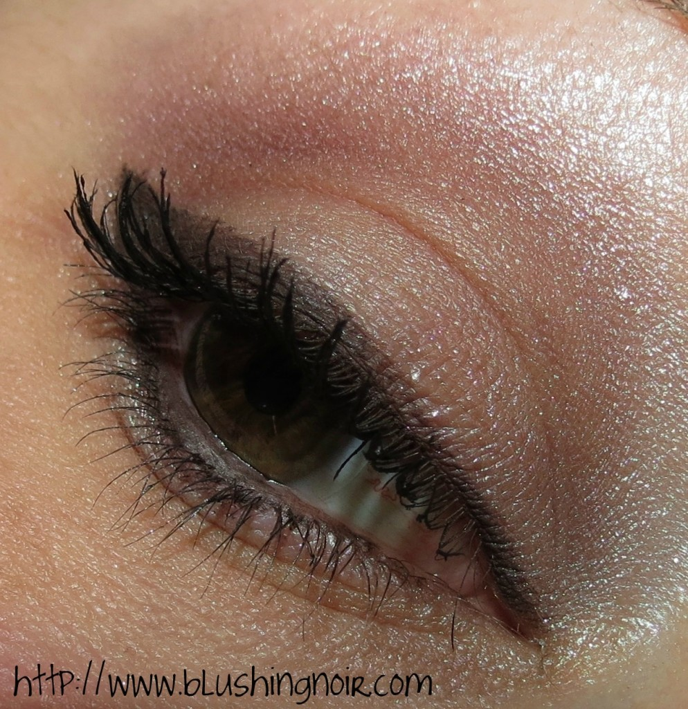 Guerlain 503 LES TENDRES Écrin 4 Couleurs Eyeshadow Palette EOTD