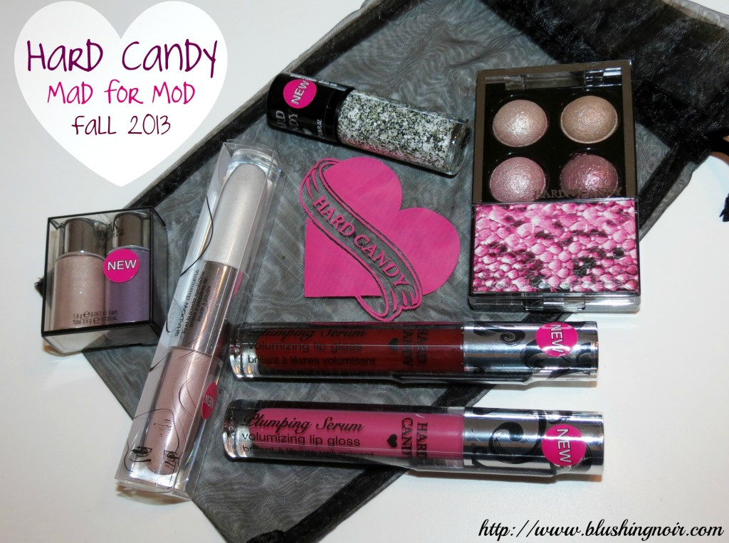 Hard Candy Mad for Mod Collection Swatches & Review – Fall 2013