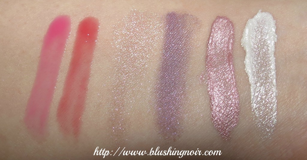 Hard Candy Mad for Mod swatches