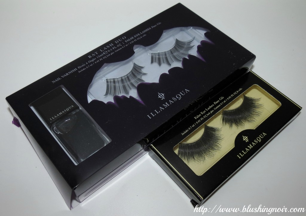 Illamasqua Bat Lash Duo Photos, Swatches & Review