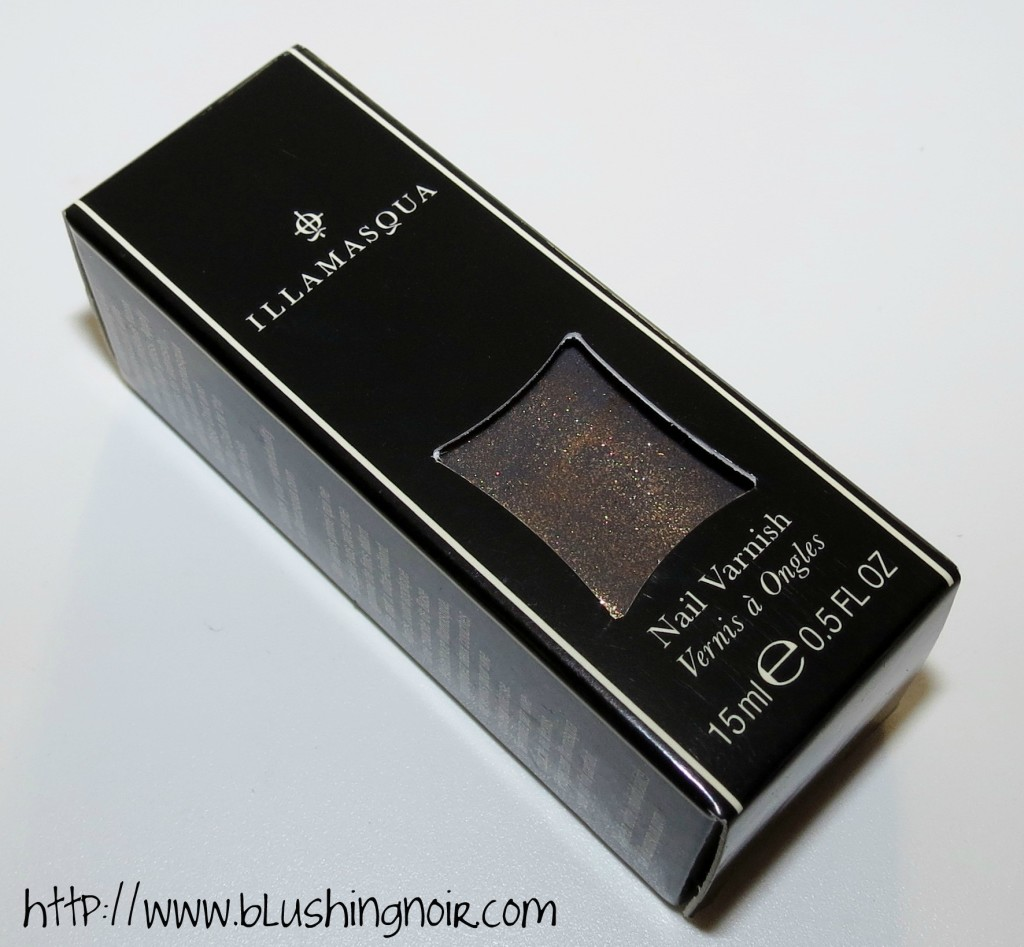 Illamasqua FACET Nail Varnish Swatches & Review – The Sacred Hour 2013